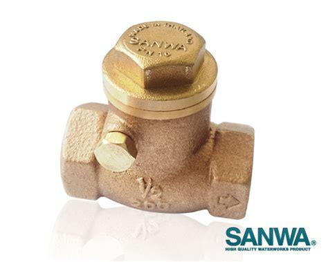Foot Valve Sanwa check valve