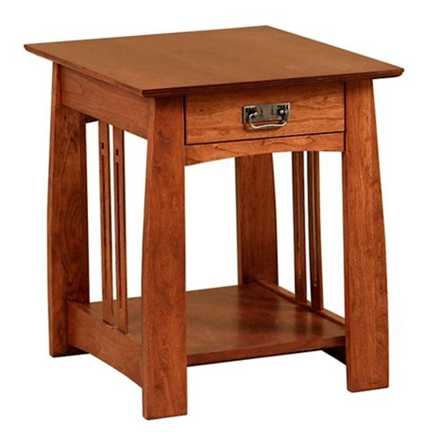 17 best ideas about mission style end tables on