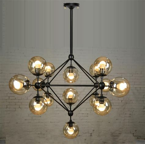 glass balls chandelier glass balls chandelier impressive large glass chandelier