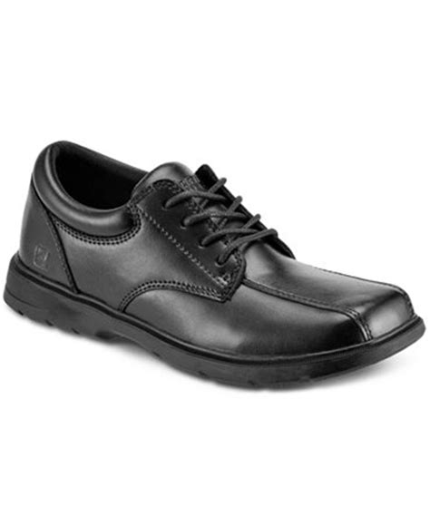 macy kid shoes sperry shoes big boys nathaniel dress shoe