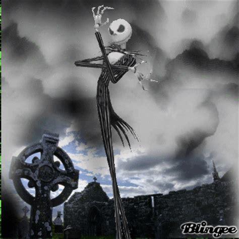 imagenes jack esqueletor imagem de jack skellington cemetary 96830127 blingee com