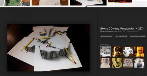 langkah membuat gambar 3d dengan pensil 3 langkah mudah membuat gambar 3d melalui paint merdeka com