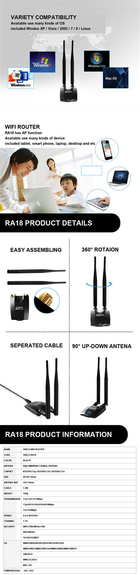 Sale Tp Link Wr940n 450mbps Wireless N Router 4port 3 Antena Fixed buy wifi extender router wf re2 ra18 wifi range