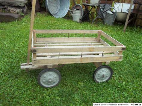 bollerwagen f r 2 kinder 1576 antiker kleiner bollerwagen handwagen leiterwagen platz