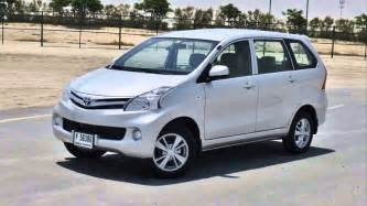 Toyota Avanaza Toyota Avanza 2015 Model