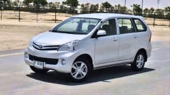 Toyota Avanca Toyota Avanza 2015 Model