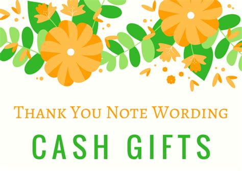 thank you letter generous gift money gift thank you notes free wording exles
