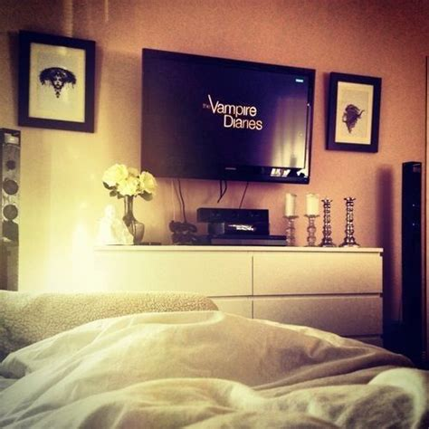 tv in bedroom ideas 25 best bedroom tv ideas on pinterest
