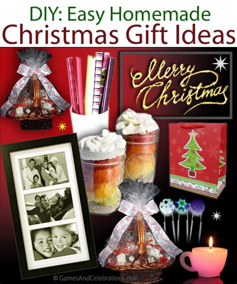 top 28 and easy diy christmas gifts diy easy homemade