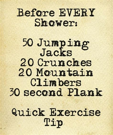 bedroom exercise routine 1000 ideas about before shower workout on pinterest quick morning workout quick