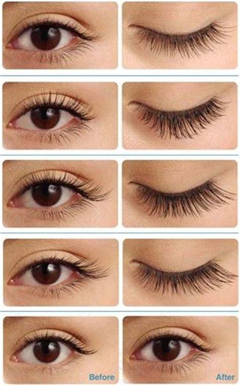Lashbeauty Eyelash Extension different eyelash extension styles make up skincare eyelash conditioner
