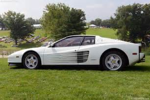 Testarossa Specs 1988 Testarossa Technical Specifications And Data