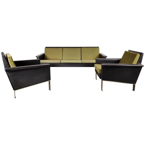 1950s living room furniture living room set by jac haan for metz and co netherlands