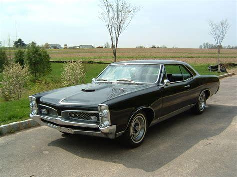 Pontiac 1967 Gto by 1967 Pontiac Gto Pictures Cargurus
