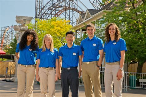 six flags s day special hiring events six flags great america