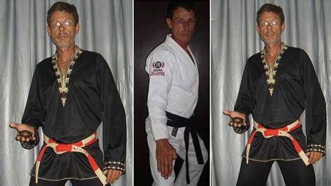 te ashi  karate pepe