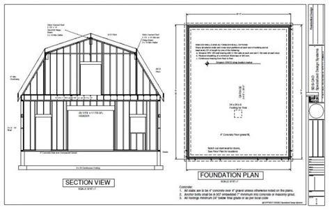 gambrel pole barn plans gambrel style pole barn plans wonderful 12x16 barn shed