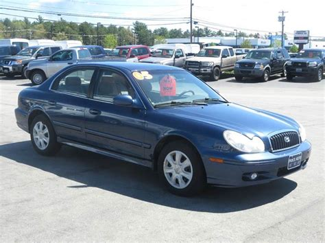 2005 hyundai sonata price 2005 hyundai sonata gl 4dr sedan in concord nh price