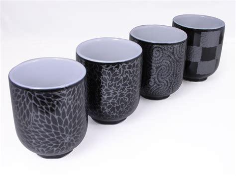 japanese pattern cup komon pattern chrysanthemum sakura checkered and