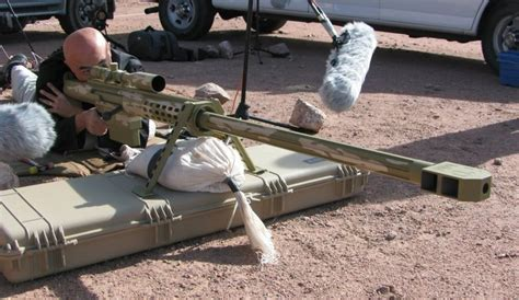 the anti tank rifle weapon books watson wu recorded this 20mm anti tank rifle for metro