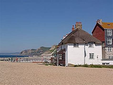 Cottages By The Sea Dorset by West Bay Cottage Thatched Cottage On The