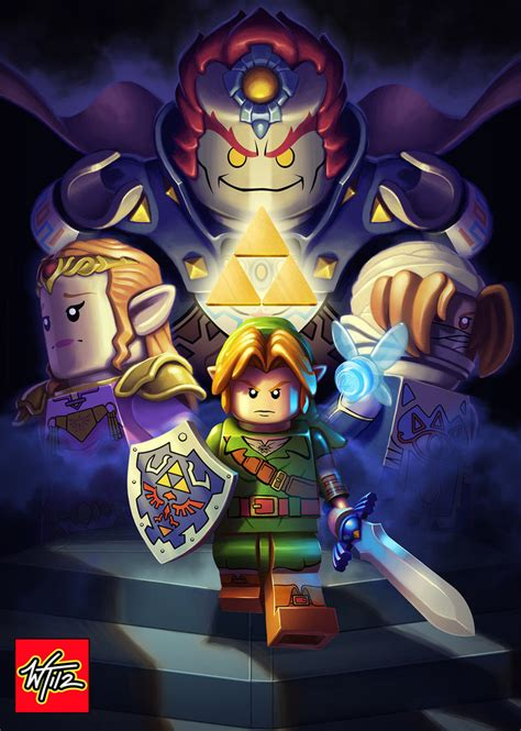 Link Time Fabsugar Want Need 59 by Lego Legend Of Ocarina Of Time By Westalbott On