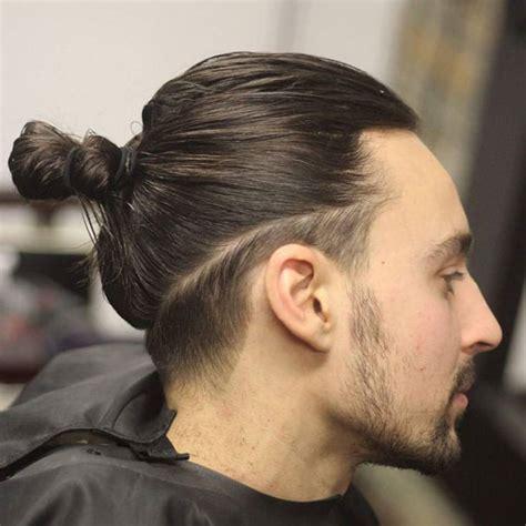 19 Man Bun Styles   Men's Hairstyles   Haircuts 2018