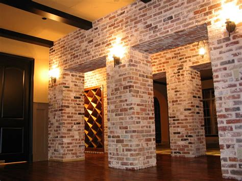 Brick Veneer Interior by Thin Veneer Metro Brick Co
