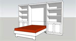 Murphy Bed Table Plans Murphy Bed Plans Ikea Murphy Bed