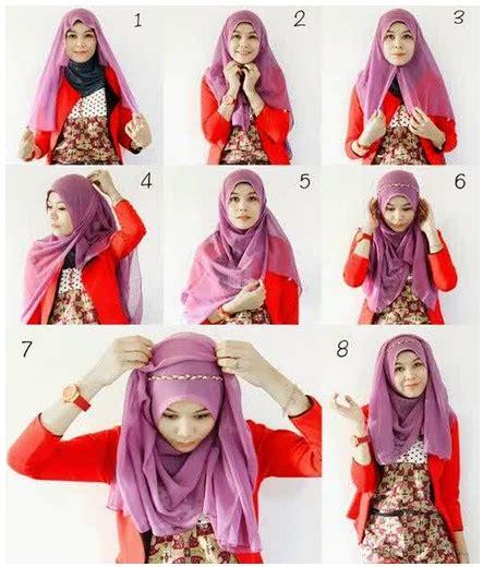 tutorial hijab syar i kerudung paris video hijab tata cara memakai kerudung rachael edwards