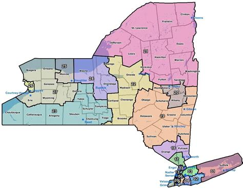 map of new york state judicial districts moe 187 the threatened ny congressional district map