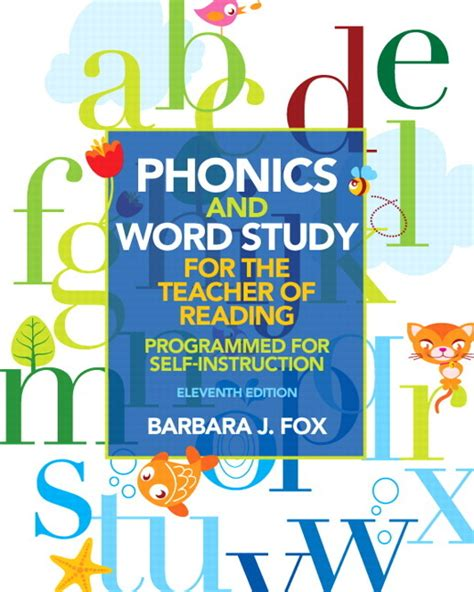 pearson education phonics and word study for the