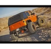 2011 Hauk Designs Jeep Rock Raider  Rear Angle 1280x960