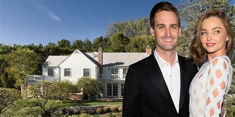 evan spiegel house evan spiegel buys la house with miranda kerr business insider