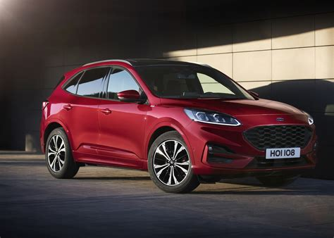 Ford Kuga 2020 by 2020 Ford Kuga Revealed With Range Of Electrified