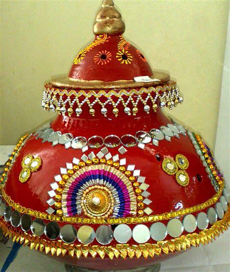 Navratri Decoration Items by Diy Navratri 2017 Decoration Craft Ideas