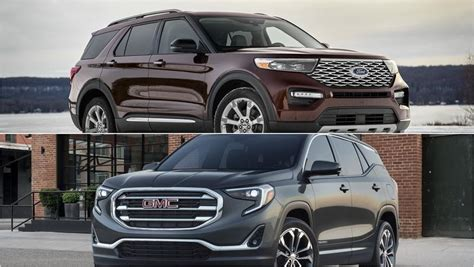 2020 gmc vs ford gmc acadia photos pictures pics wallpapers top speed