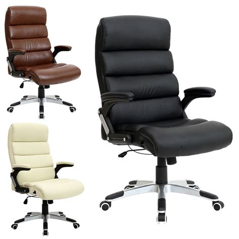 reclining executive office chair havana luxury reclining executive leather office desk