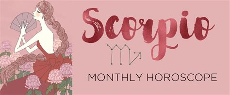 Monthly Horoscope by Scorpio Monthly Horoscope By The Astrotwins Astrostyle