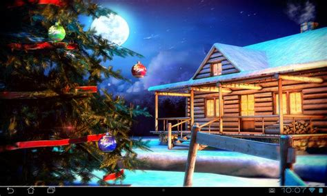 live village themes christmas 3d live wallpaper android apps on google play