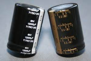 panasonic audio grade capacitor ground sound