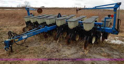 Split Row Planter kinze 2000 rigid frame split row planter no reserve