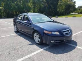 2007 Acura Tl For Sale By Owner 2008 Acura Tl Cars Trucks By Owner Used Cars For