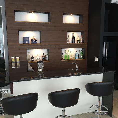 comptoir bar design comptoir de granit quartz et marbre nuance design laval