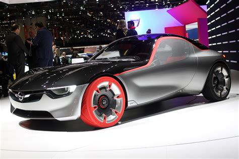 Opel Gt Price by Opel Gt Concept At Geneva Car List