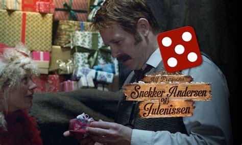 filme schauen snekker andersen og julenissen anmeldelse snekker andersen og julenissen km