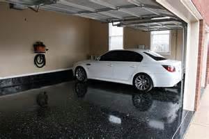 Garage Floor Paint Speckled Epoxy Flooring Smarter Flooring Sydney