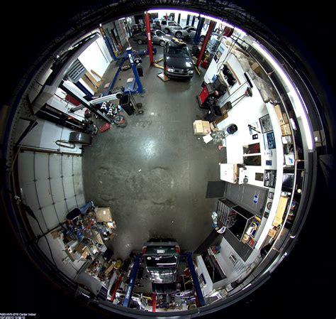 360 degree fisheye hoosier security