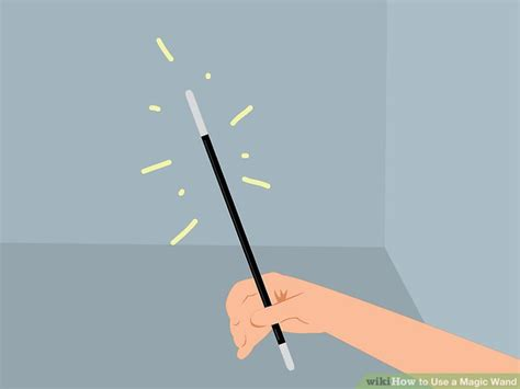 different ways to use a wand for your hair 4 ways to use a magic wand wikihow