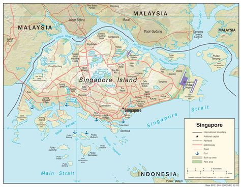 singapore on a map singapore maps perry casta 241 eda map collection ut